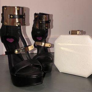 2b high heels